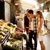Stock up on fresh regional produce at Naschmarkt.