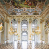 Ballroom at Nymphenburg Palace.