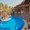 Sea Lion show at Oasis Park