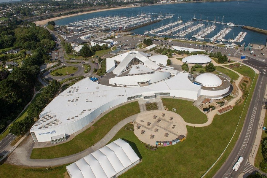 Rates & Hours Museum Oceanopolis Brest ? Prices ? Opening Hours