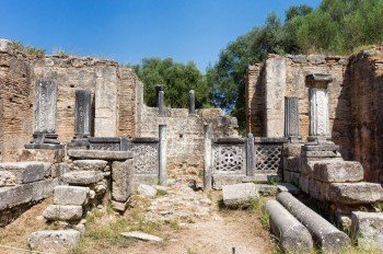The workshop of Phidias