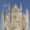 Orvieto Cathedral - Cattedrale di Santa Maria Assunta - a masterpiece of the Italian Gothic epoch