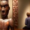 Visit the exhibition about Maori culture