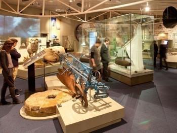 Walk through exciting exhibition halls