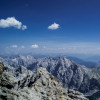From Germany's highest mountain you can enjoy fantastic views