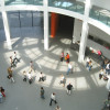 Entrance area of Pinakothek of Modern Age.