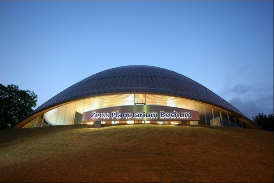Planetarium Zeiss Bochum Tourist Attraction Bochum