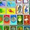 The museum has been showing stamps from Liechtenstein since 1912.