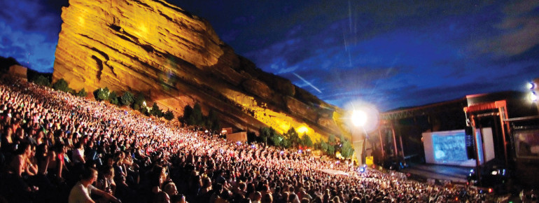 John Brisben Walker and his vision of artists performing at Red Rocks can be conceived of as the beginning of Red Rocks as an entertainment venue.