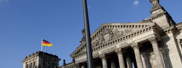 Reichstag Tourist Attraction Berlin
