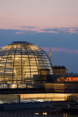 Don't miss out on a visit of the dome.