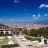The cemetery of San Miniato al Monte