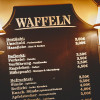 Fancy a waffle? They come in all kinds of flavours at St. Pauli!
