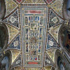 Ceiling at Piccolomini library