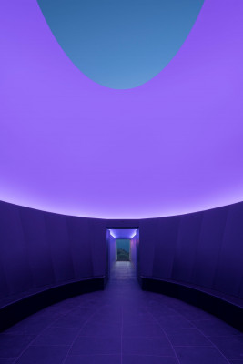 James Turrell's Skyspace series comprises more than 75 pieces all over the world.