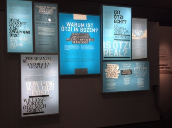 Museum visitors can also submit their questions to the museum