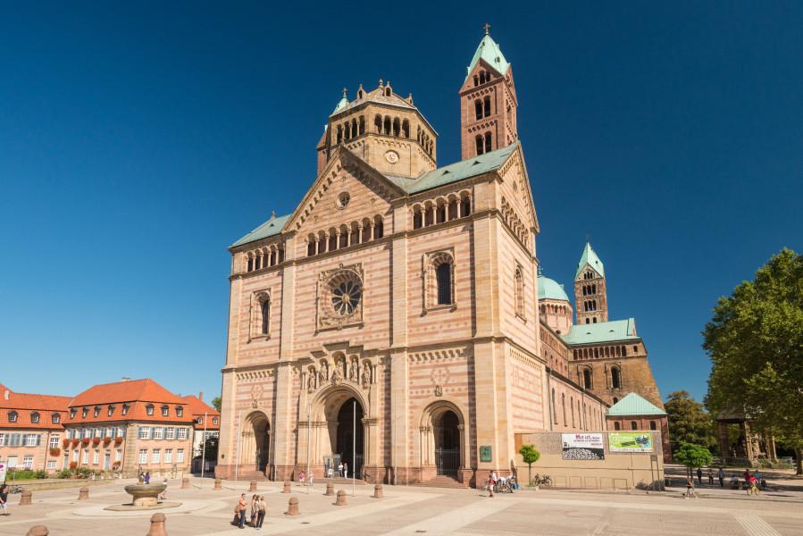 Speyer Cathedral Tourist Attraction Speyer