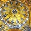 The Pentecost Dome inside St Mark's Basilica