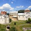 The monastery's construction took over a decade.