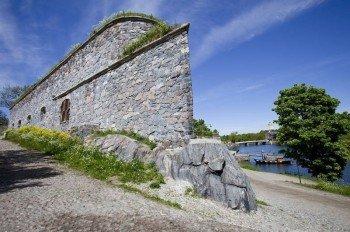 Suomenlinna, Sea Fortress, Helsinki, Finnland