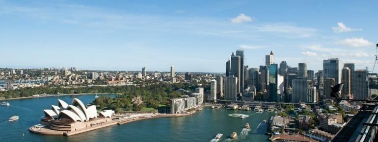 Sydney Harbour 2013