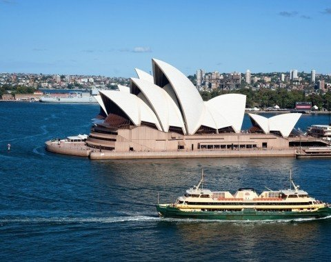 Opera at Sydney Harbour