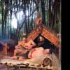 Traditional Maori performance