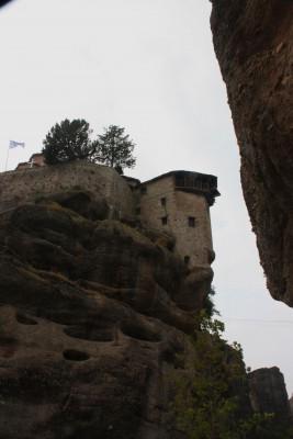 One of the Meteora monasteries