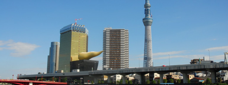 Skytree is the second highest building in the world.