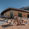 Top Mountain Motorcycle Museum is located right on Timmelsjoch Hochalpenstraße.