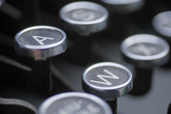 Visitors can learn everything there is to know about typewriters and their development.
