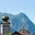 Triesenberg is an idyllic village in the Alps.