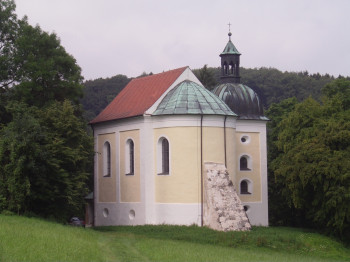 Little Frauenberg chapel