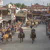 American History Show on the Main Street.