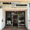The World Erotic Art Museum was founded on Naomi Wilzig's private collection.