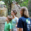 The zoo offers tours, courses and workshops with many different themes.