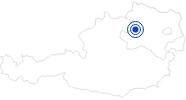 Therme/Bad Hallenbad Yspertal im Waldviertel: Position auf der Karte