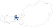 Therme/Bad Erlebnistherme Zillertal Erste Ferienregion im Zillertal: Position auf der Karte
