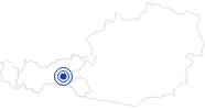 Therme/Bad Erlebnisbad Mayrhofen im Zillertal: Position auf der Karte