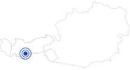 Therme/Bad Freizeit Arena Sölden Ötztal: Position auf der Karte