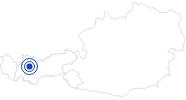 Therme/Bad Freibad Imst in der Ferienregion Imst: Position auf der Karte