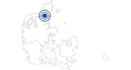Therme/Bad Svømmeland Schwimmhalle in Nordjütland: Position auf der Karte
