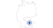 Therme/Bad Limes Therme Bad Gögging Bayerischer Jura: Position auf der Karte