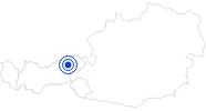 Therme/Bad Wave - Wörgler Wasserwelten im Kufsteinerland: Position auf der Karte