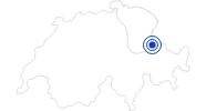Therme/Bad Tamina Bad Ragaz im Heidiland : Position auf der Karte