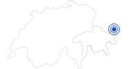 Therme/Bad Alpenquell Erlebnisbad Samnaun in Scuol Samnaun Val Müstair: Position auf der Karte