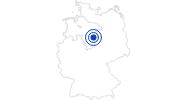 Therme/Bad Wasserwelt Braunschweig im Braunschweiger Land: Position auf der Karte