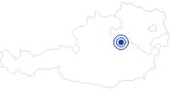 Therme/Bad Ybbstaler Solebad im Mostviertel: Position auf der Karte