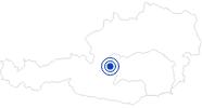 Therme/Bad Erlebnisbad Schladming in Schladming-Dachstein: Position auf der Karte