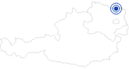 Therme/Bad Therme Laa im Weinviertel: Position auf der Karte